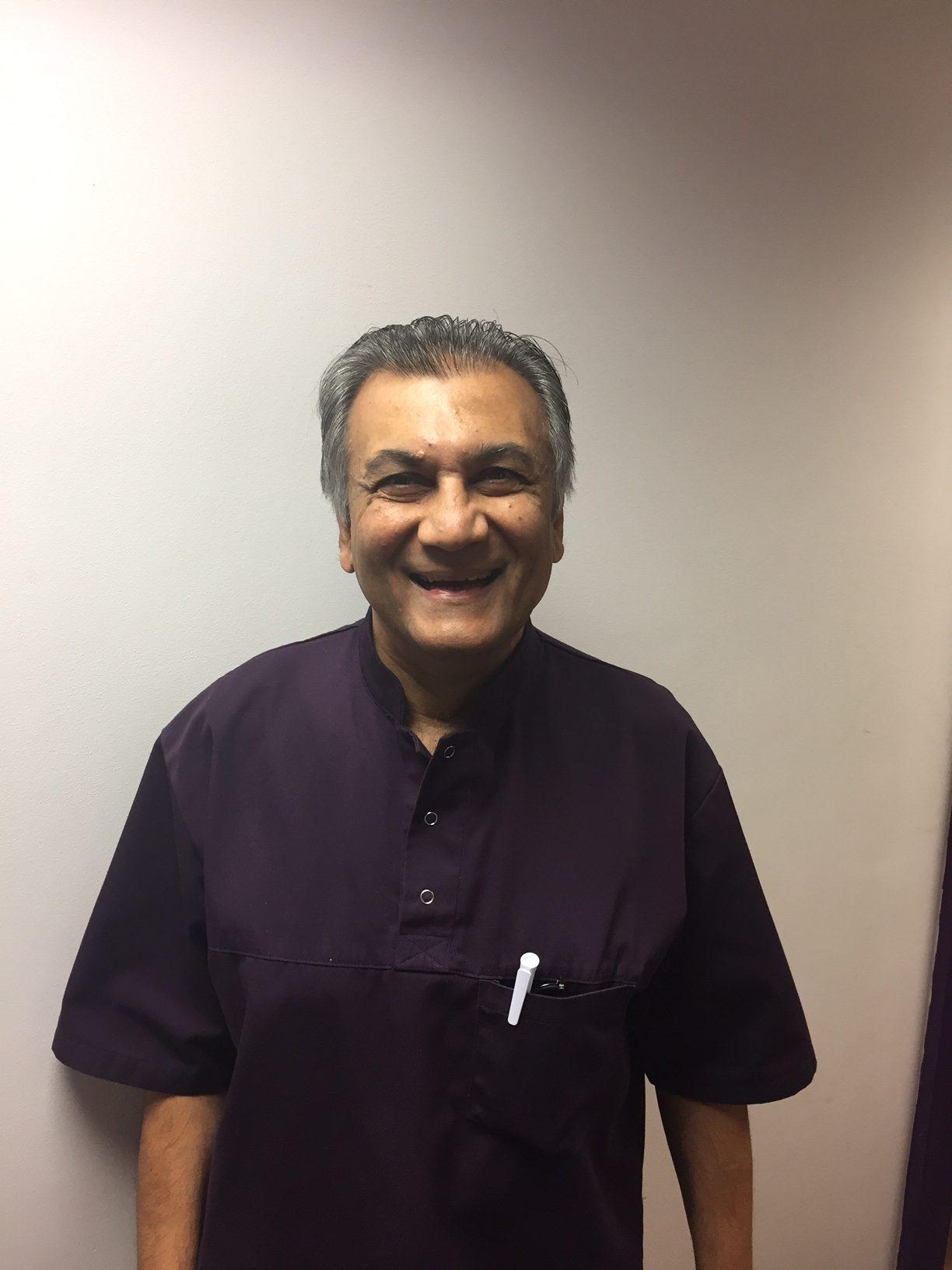 Dr Vijay Vithani